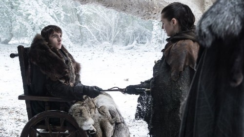 Arya's new Valyrian steel dagger is even more interesting than we thought