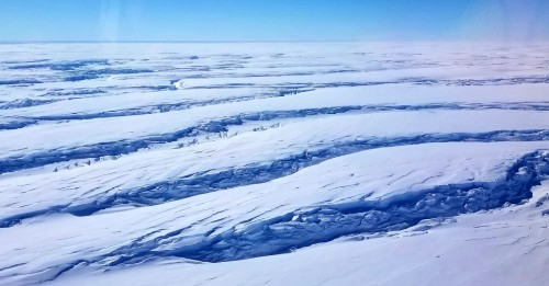 NASA Scientists Swooped Over Antarctica And Captured A Gnarly World - Science