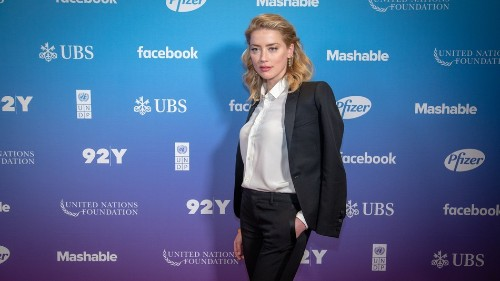 Despite the hate, Amber Heard wants to make the most of her digital soapbox