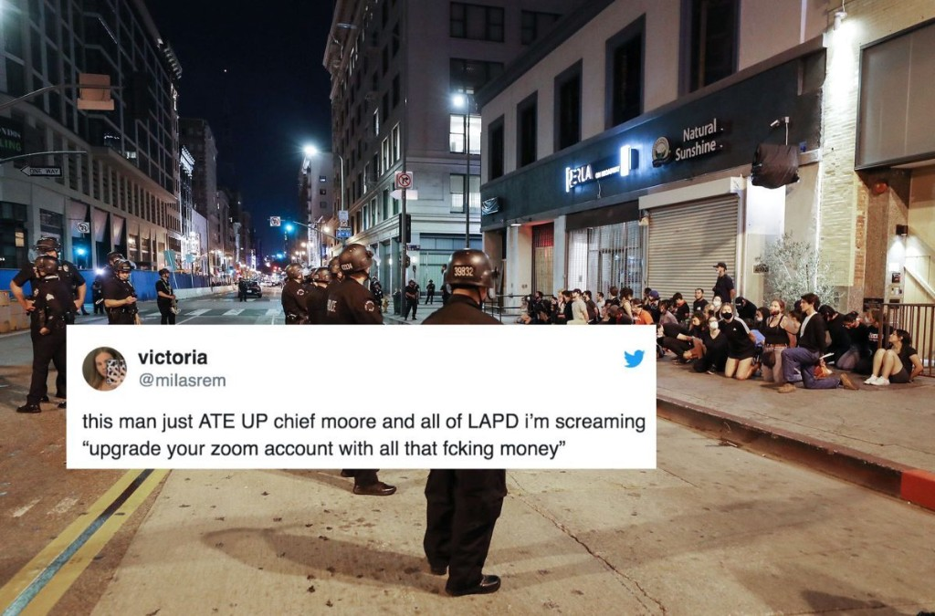 LAPD Zoom Call: 8 Moments You Need To See From The Angry, Public Roasting Of Police