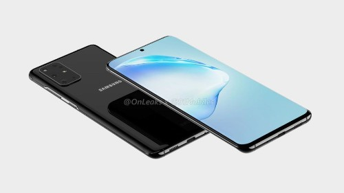 (Unofficial) Samsung Galaxy S11 renders are here and boy, that camera bump looks huge