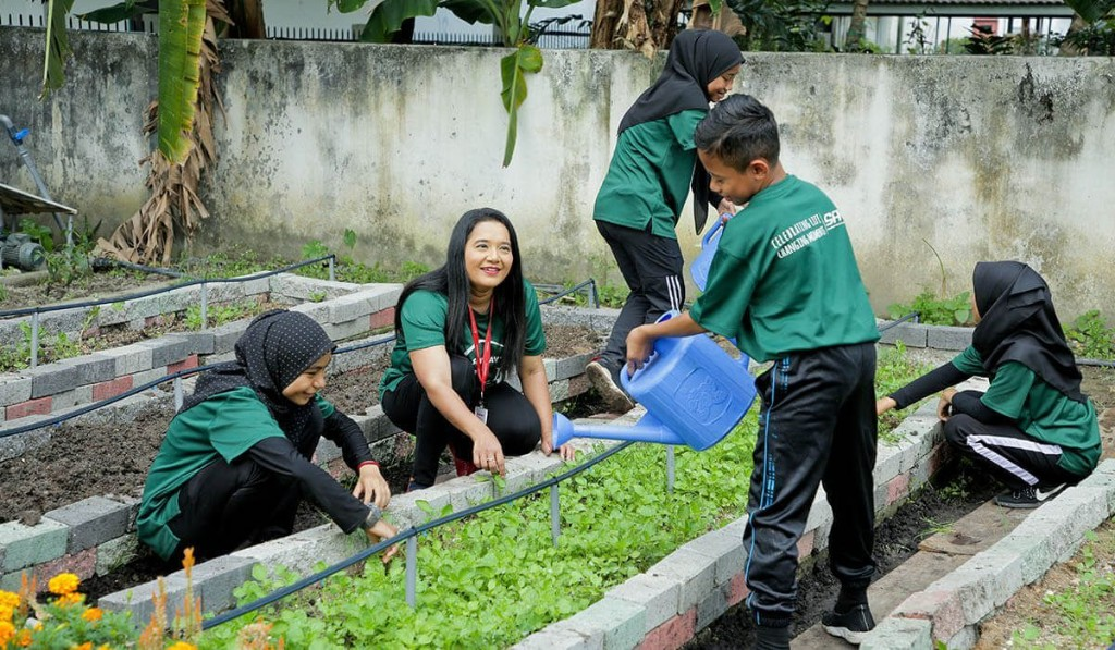 Malaysian company aims to solve food security through urban farming. Here's how.