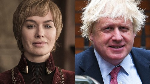 Cersei had a chilling response to Boris Johnson becoming UK prime minister
