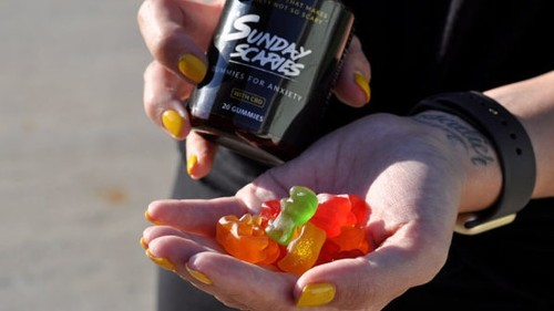 Hungry for CBD gummies? These 5 flavors are on sale.