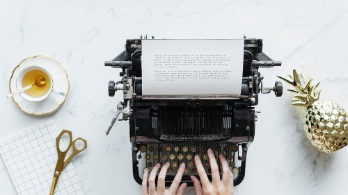 Want to write and publish a book? This course can teach you how.