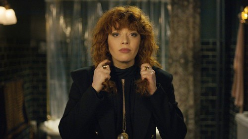 A look at the 'Russian Doll' fan account that tweets the same photo every week