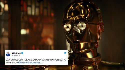 1 Key Moment From The New 'Star Wars' Trailer Has Fans Seriously Panicking