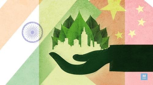 India and China are making the planet greener, says NASA