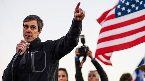 Presidential candidate Beto O'Rourke's teenage hacker life