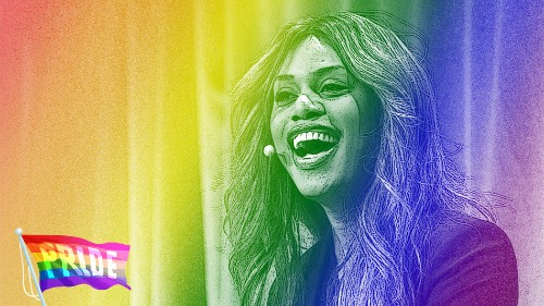 Laverne Cox on 'blackness,' 'transness,' and telling LGBTQ stories