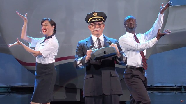 Jimmy Kimmel created a fake Broadway musical version of 'Sully' but then actually did it