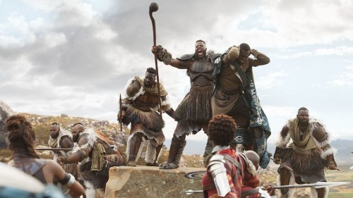 Marvel hasn't ever seen a success like 'Black Panther' before