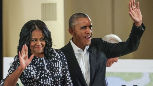 Obamas reveal their carefully curated 44-song summer playlist