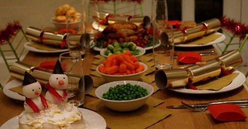 How to create a 'Harry Potter' Christmas dinner on a tiny budget