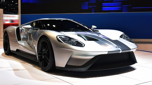 Want to buy the 2017 Ford GT supercar? You'll have to be vetted first.