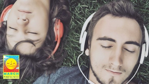 The Humm.ly app uses music to tune out stressful thoughts