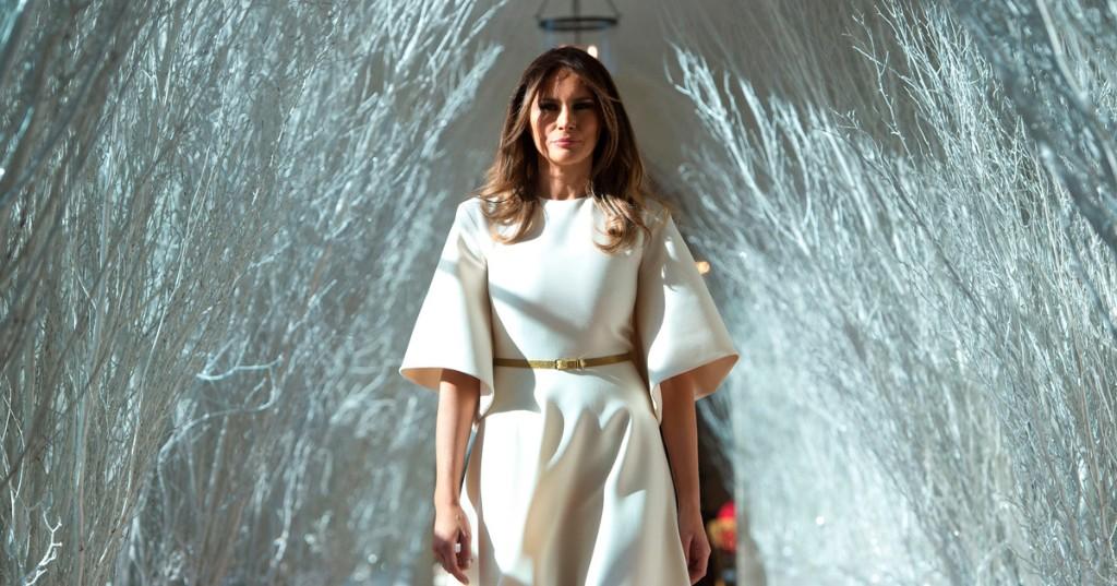 Melania Trump's F*cking Christmas Decorations, Ranked