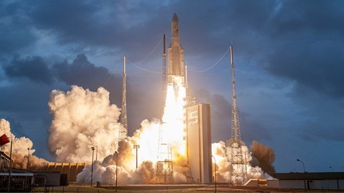 GSAT-30: ISRO Successfully Launched Communications Satellite Aboard Ariane-5 Rocket - Science