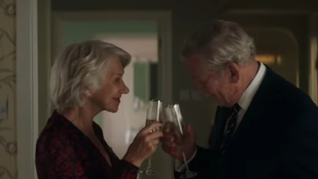 Ian McKellen and Helen Mirren are together at last in thrilling 'The Good Liar' trailer
