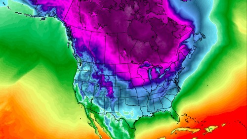 The polar vortex will return, this time with the coldest temps of the year