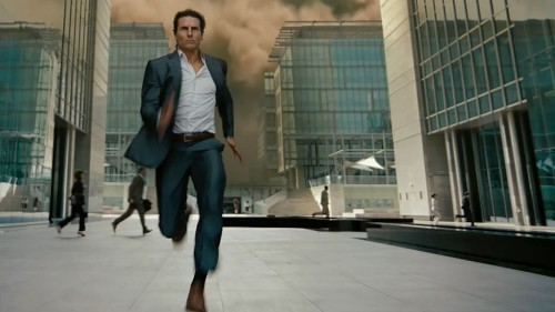 Math determines that the more Tom Cruise runs, the better his movies are