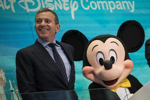Disney CEO says Disney+ will likely be available on Apple TV, despite competing offerings - Tech