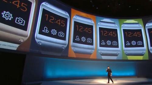 Samsung Galaxy Gear: Big, Bold and Challenged