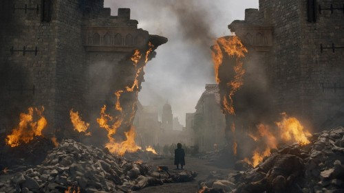 'Game of Thrones' was never a game: Why that shocking twist makes total sense