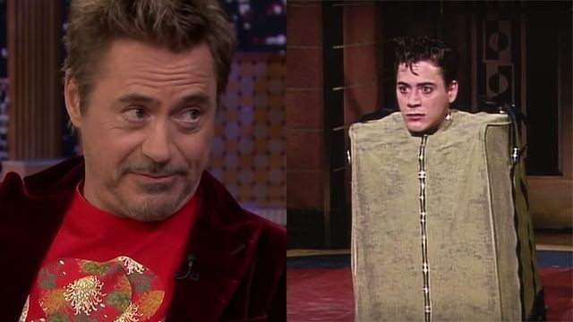 Robert Downey Jr. and Jimmy Fallon share glimpses of their failed 'SNL' sketches
