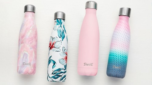 S'well is having a 20% off sitewide sale — use this code to get a stylish water bottle
