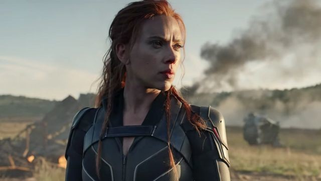 The 'Black Widow' teaser is here and it's 2 minutes of extreme intensity