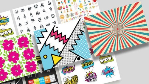 Get lifetime access to over 1.2 million vector images for less than $35