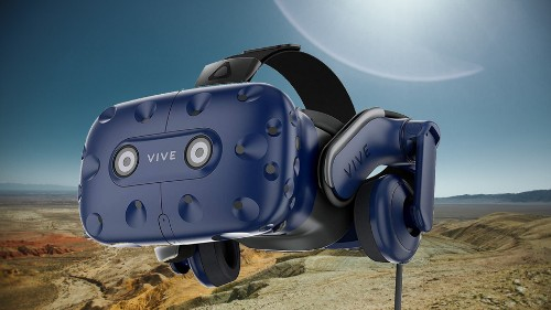HTC Vive Pro stuff is never on sale, but it's $200 off for Prime Day