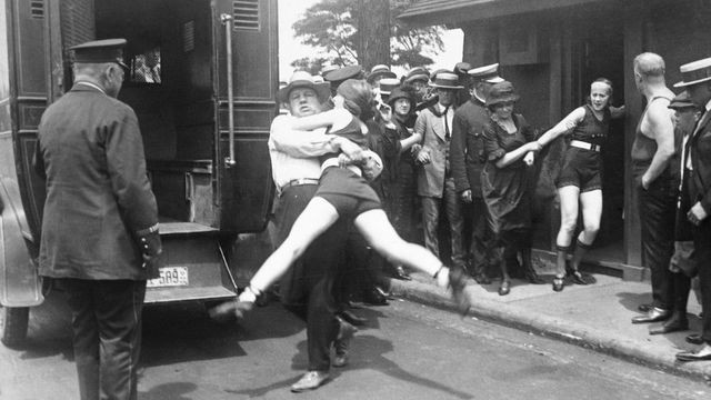 What slut-shaming looked like in the 1920s