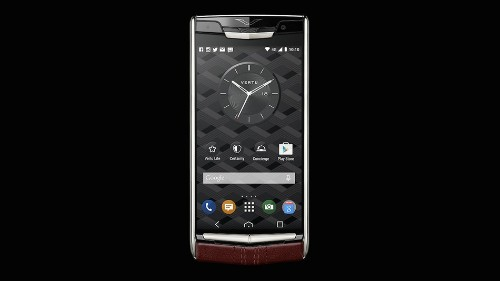 Vertu's new luxury phone gets you into exclusive events