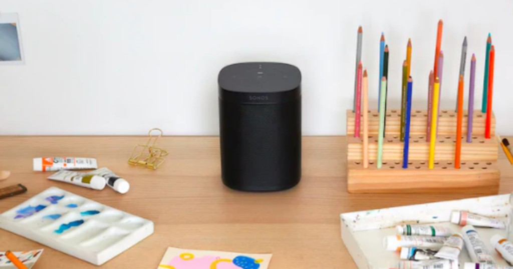 The Sonos One speaker is $50 off for Cyber Monday