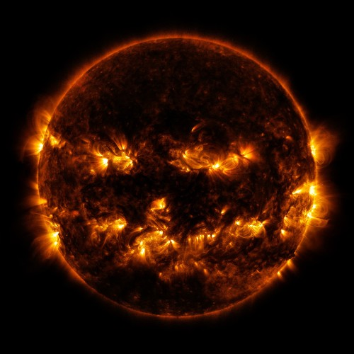NASA Celebrates Halloween With These Hauntingly Beautiful Images From Space