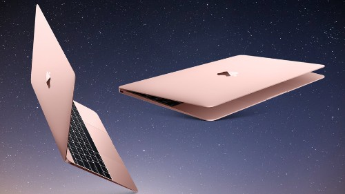 12-inch MacBooks on sale: Save $400 on the rose gold i5 MacBook, its lowest price on Amazon ever