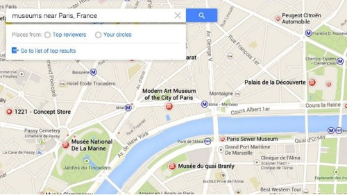 New Google Maps Sign-Up Page Leaks Showing Smart Search and More