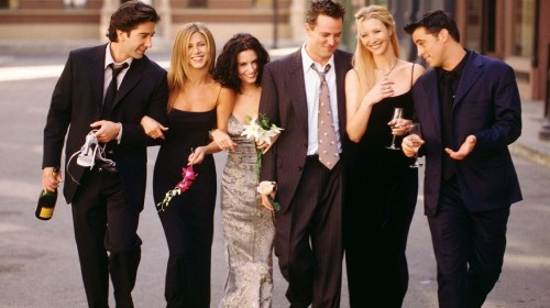 The 'Friends' Cast All Finally Reunited For A Sweet Selfie