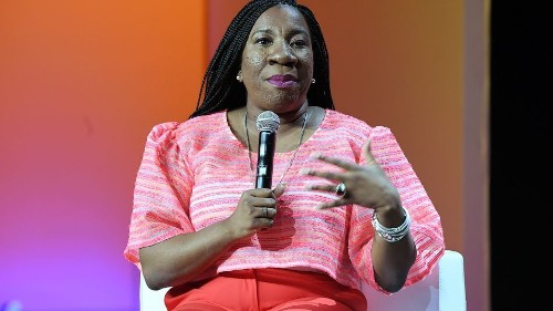 Tarana Burke launches #MeTooVoter to hold political leaders accountable