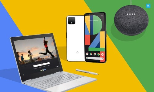 What To Expect at 2019's Google Event: Google Pixel 4, Pixelbook Go, Pixel Watch And More