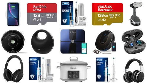 Shark vacuum cleaners, Eufy smart scales, Ultimate Ears speakers, and more on sale for Oct. 15 in the UK