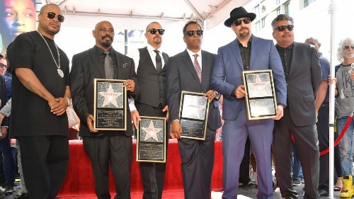 How dare you do this to Cypress Hill, Hollywood Walk of Fame