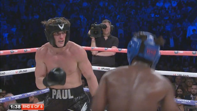 Watch Logan Paul get punched in the face