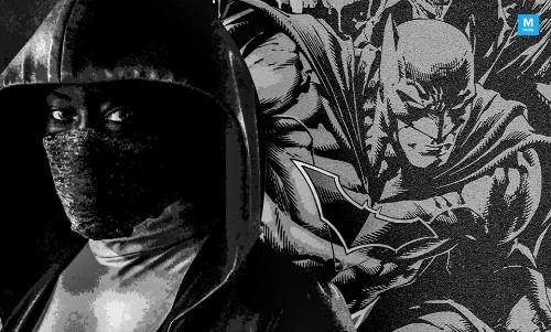 'Watchmen' Universe Has the Black Batman You Always Wanted - Entertainment