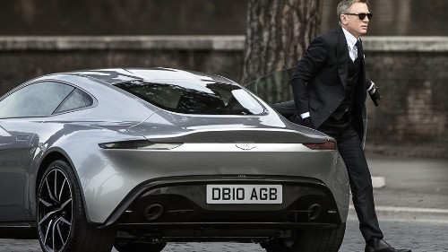 All those cars James Bond destroyed in 'Spectre' cost $34 million