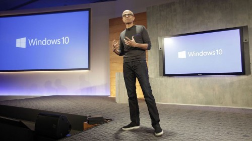 Did Microsoft just become cool?