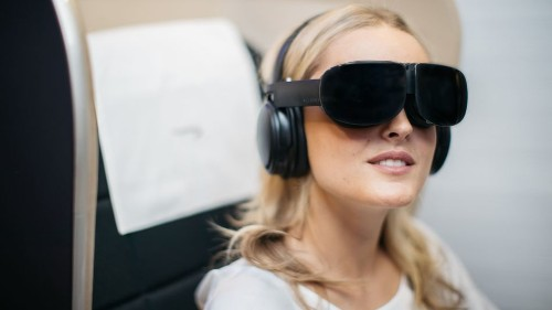 British Airways will give you VR for in-flight entertainment
