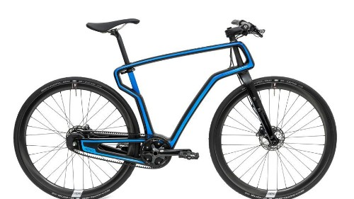 This 3D-printed bicycle is stronger than titanium